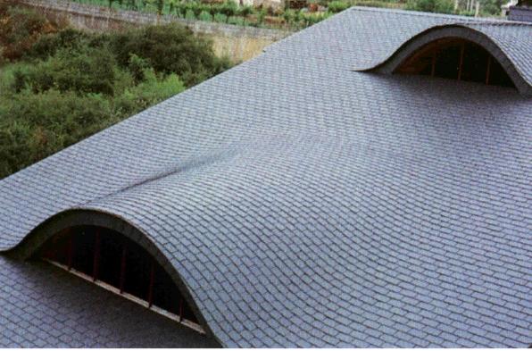 Samaca techos cubierta piedra morisca recubrimientos - Cubiertas para techos ...